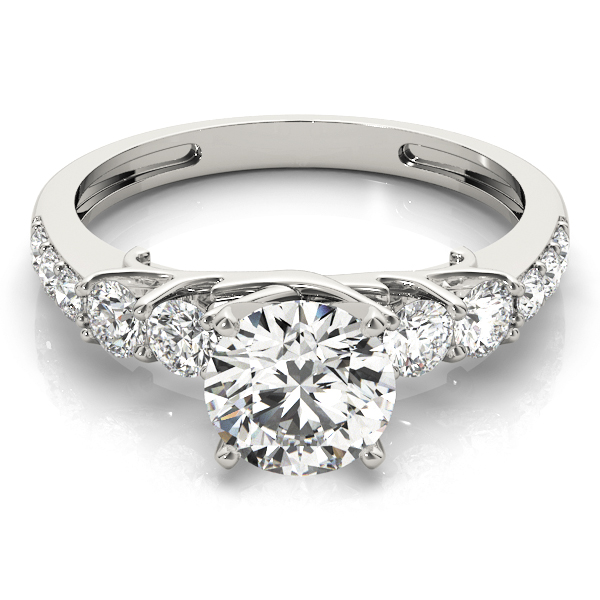 14k-white-gold-single-row-round-shape-diamond-engagement-ring-84304-14k-white-gold