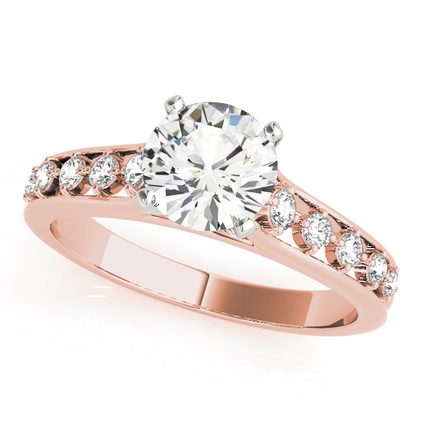 14k-rose-gold-single-row-round-shape-diamond-engagement-ring-84325-14K-Rose-Gold