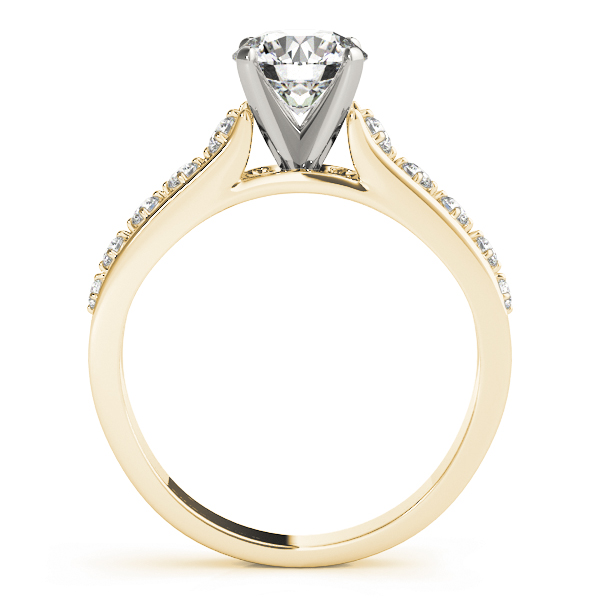 14k-yellow-gold-single-row-round-shape-diamond-engagement-ring-84325-14K-Yellow-Gold