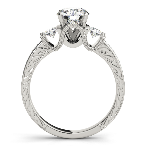 14k-white-gold-three-stone-round-shape-diamond-engagement-ring-84327-14K-White-Gold
