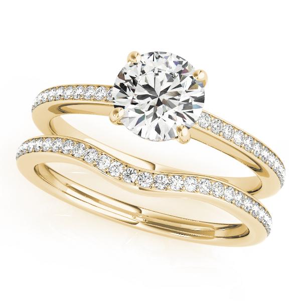 14k-yellow-gold-single-row-round-shape-diamond-engagement-ring-84350-E-2-14K-Yellow-Gold