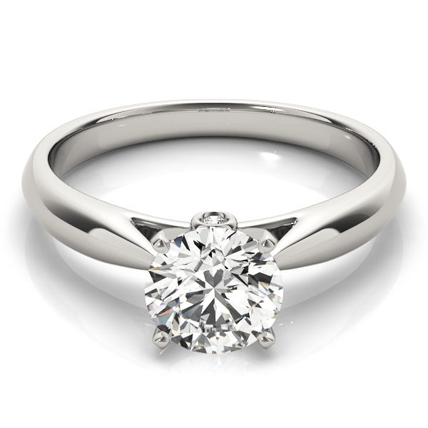 14k-white-gold-solitaire-round-shape-diamond-engagement-ring-84355-1-14K-White-Gold