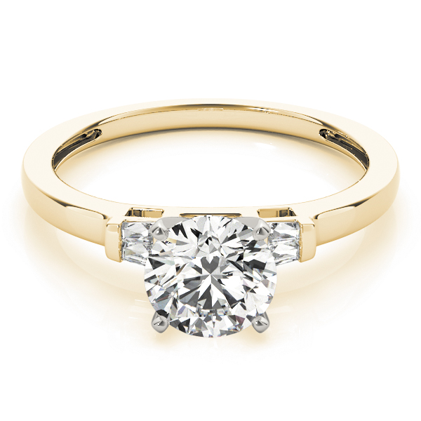 14k-yellow-gold-pave-round-shape-diamond-engagement-ring-84358-14K-Yellow-Gold