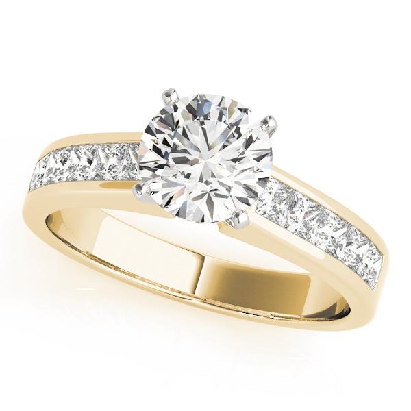 18k-yellow-gold-pave-round-shape-diamond-engagement-ring-84365-18K-Yellow-Gold
