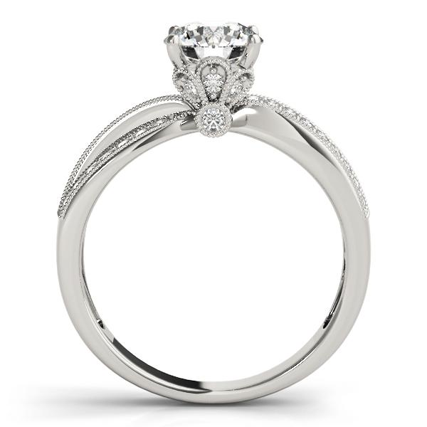 platinum-multirow-round-shape-diamond-engagement-ring-84386-Platinum