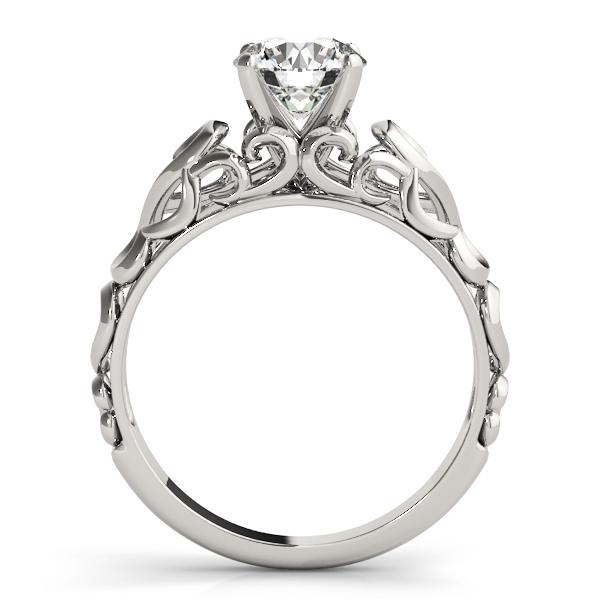 14k-white-gold-solitaire-round-shape-diamond-engagement-ring-84534-14K-White-Gold