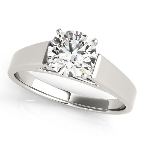 14k-white-gold-solitaire-round-shape-diamond-engagement-ring-84553-2-14K-White-Gold