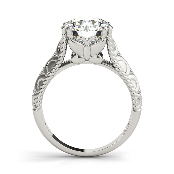 14k-white-gold-solitaire-round-shape-diamond-engagement-ring-84595-14K-White-Gold