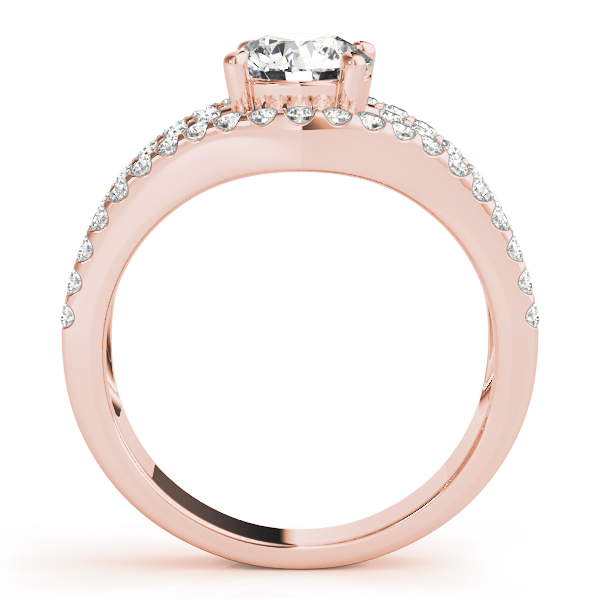 14k-rose-gold-multirow-round-shape-diamond-engagement-ring-84627-14K-Rose-Gold