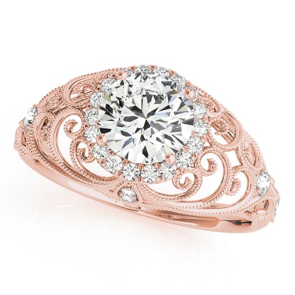 18k-rose-gold-vintage-round-shape-diamond-engagement-ring-84680-18K-Rose-Gold