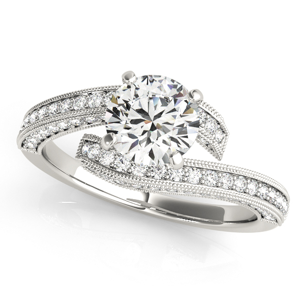 14k-white-gold-bypass-round-shape-diamond-engagement-ring-84693-14K-White-Gold
