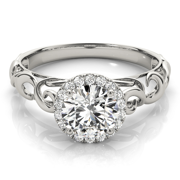 14k-white-gold-halo-round-shape-diamond-engagement-ring-84737-1-14K-White-Gold