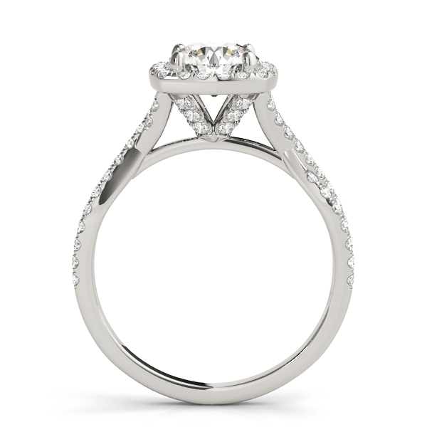 14k-white-gold-halo-round-shape-diamond-engagement-ring-84747-14K-White-Gold