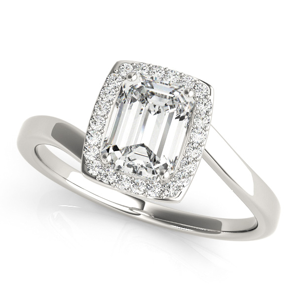 14k-white-gold-bypass-emerald-shape-diamond-engagement-ring-84762-14K-White-Gold