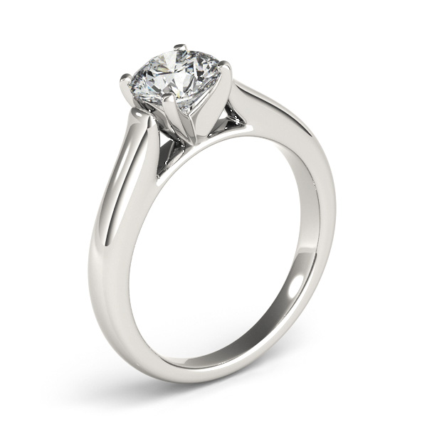 14k-white-gold-solitaire-round-shape-diamond-engagement-ring-84776-14K-White-Gold