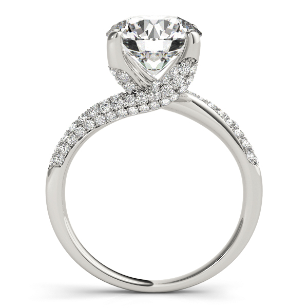 14k-white-gold-bypass-round-shape-diamond-engagement-ring-84816-14K-White-Gold