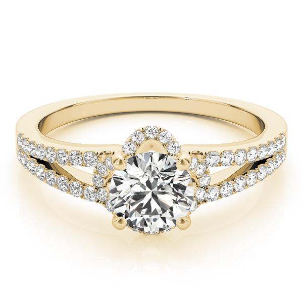 14k-yellow-gold-halo-round-shape-diamond-engagement-ring-84818-14K-Yellow-Gold