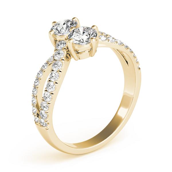 14k-yellow-gold-two-stone-diamond-engagement-ring-84823-1