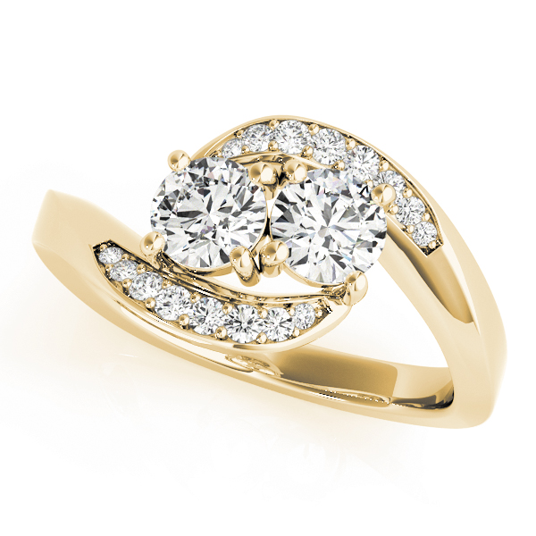14k-yellow-gold-two-stone-diamond-engagement-ring-84824-1