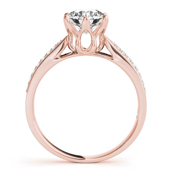 14k-rose-gold-pave-round-shape-diamond-engagement-ring-84826-14K-Rose-Gold