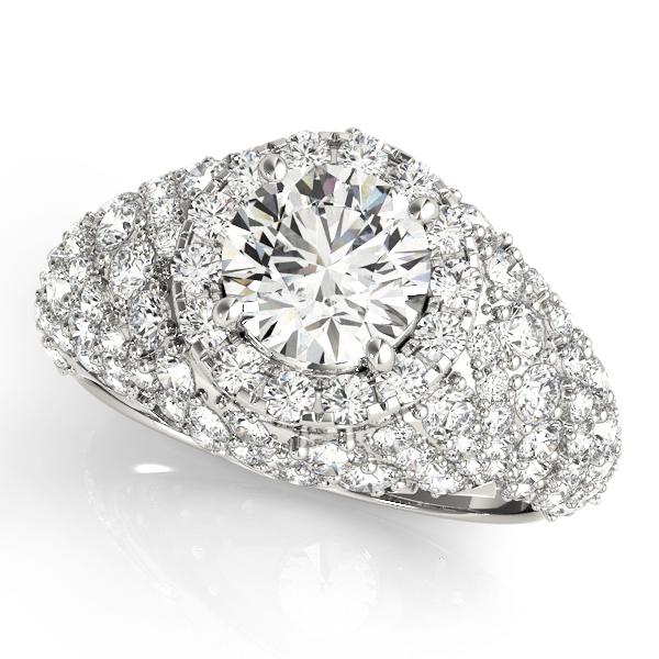 14k-white-gold-halo-round-shape-diamond-engagement-ring-84871-14K-White-Gold