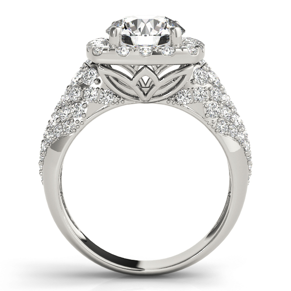 14k-white-gold-halo-round-shape-diamond-engagement-ring-84872-14K-White-Gold