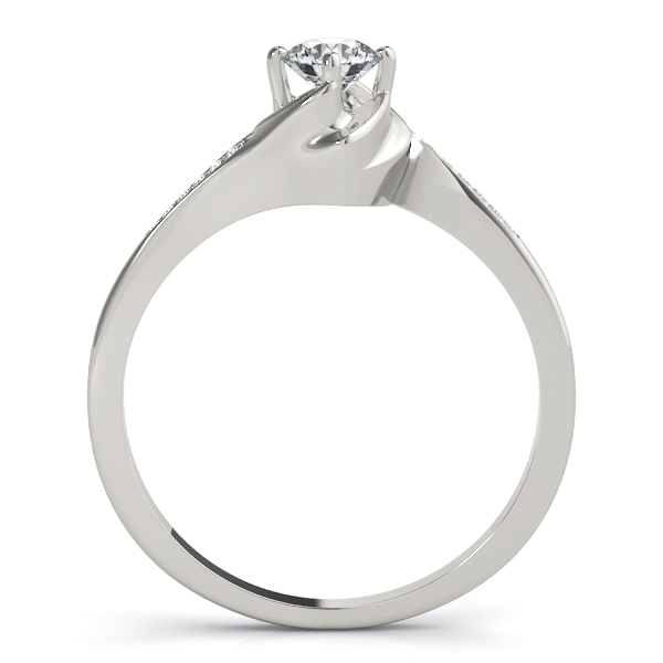14k-white-gold-vintage-round-shape-diamond-engagement-ring-84874-14K-White-Gold