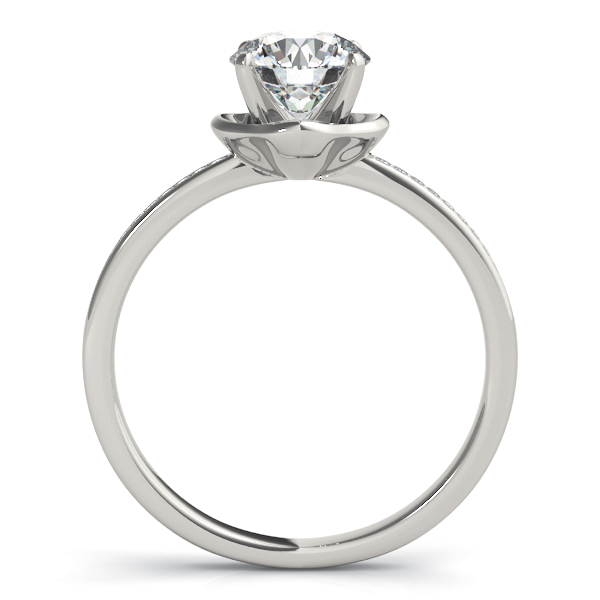 14k-white-gold-vintage-round-shape-diamond-engagement-ring-84875-14K-White-Gold