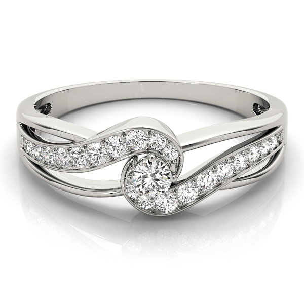 14k-white-gold-bypass-round-shape-diamond-engagement-ring-84883-14K-White-Gold