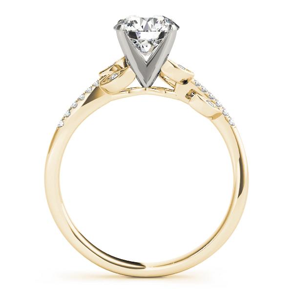 14k-yellow-gold-single-row-round-shape-diamond-engagement-ring-84890-14K-Yellow-Gold