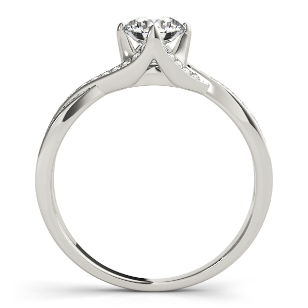 14k-white-gold-multirow-round-shape-diamond-engagement-ring-84891-14K-White-Gold