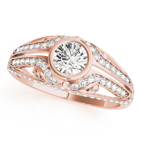 14k-rose-gold-vintage-round-shape-diamond-engagement-ring-84892-14K-Rose-Gold