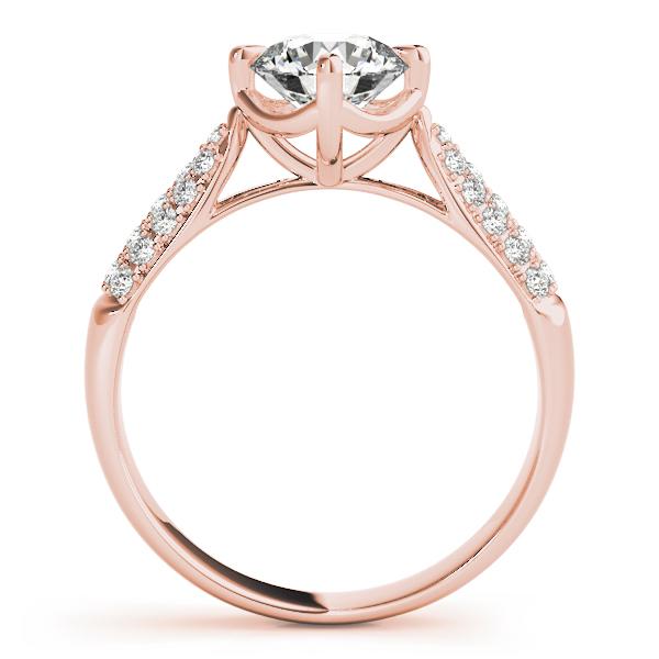 18k-rose-gold-pave-round-shape-diamond-engagement-ring-84894-18K-Rose-Gold
