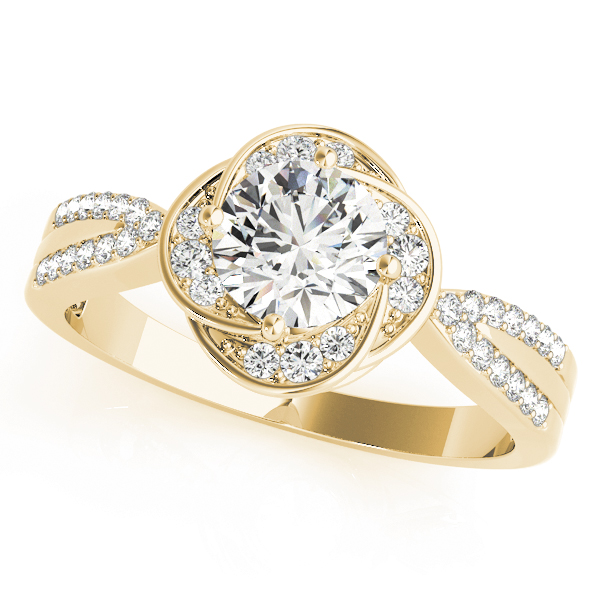 14k-yellow-gold-halo-round-shape-diamond-engagement-ring-84899-14K-Yellow-Gold