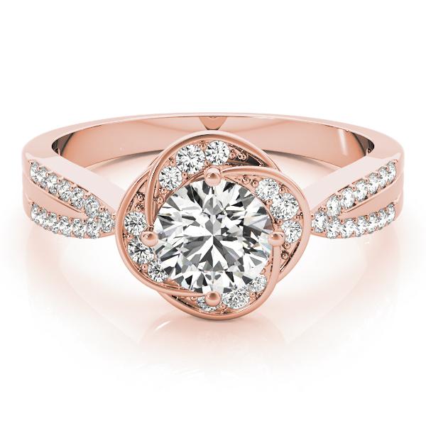 18k-rose-gold-halo-round-shape-diamond-engagement-ring-84899-18K-Rose-Gold