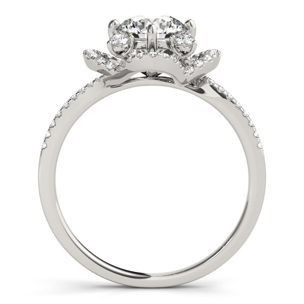 platinum-halo-round-shape-diamond-engagement-ring-84901-Platinum