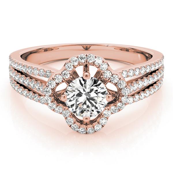 18k-rose-gold-multirow-round-shape-diamond-engagement-ring-84903-18K-Rose-Gold