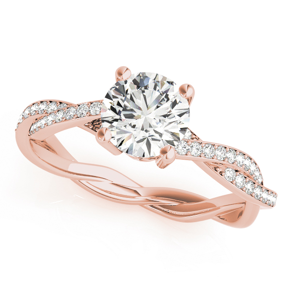 18k-rose-gold-multirow-round-shape-diamond-engagement-ring-84905-18K-Rose-Gold