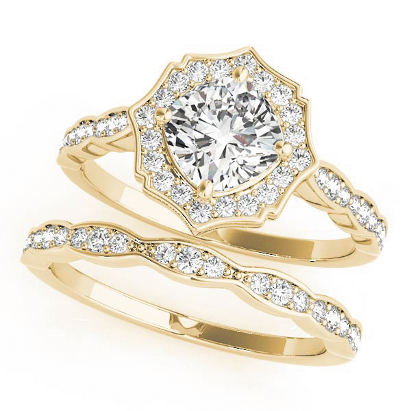 14k-yellow-gold-halo-cushion-shape-diamond-engagement-ring-84996-4.5-14K-Yellow-Gold