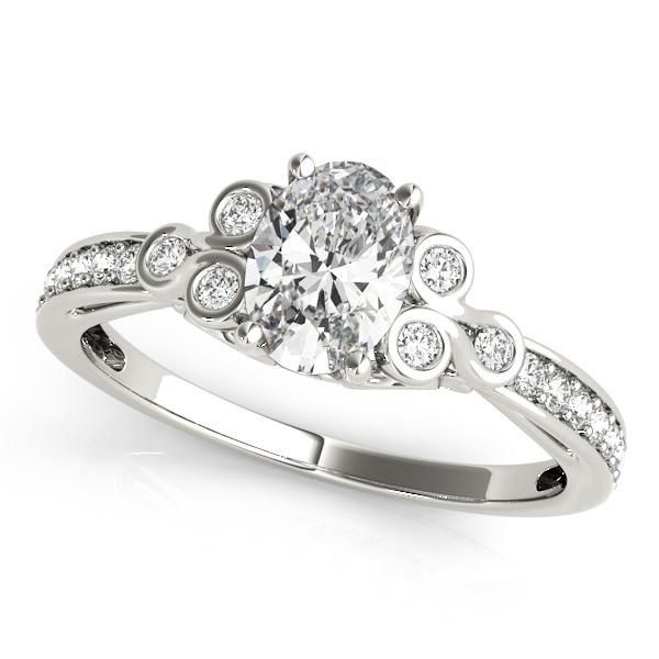 14k-white-gold-side-stone-oval-shape-diamond-engagement-ring-85069-5X3-14K-White-Gold