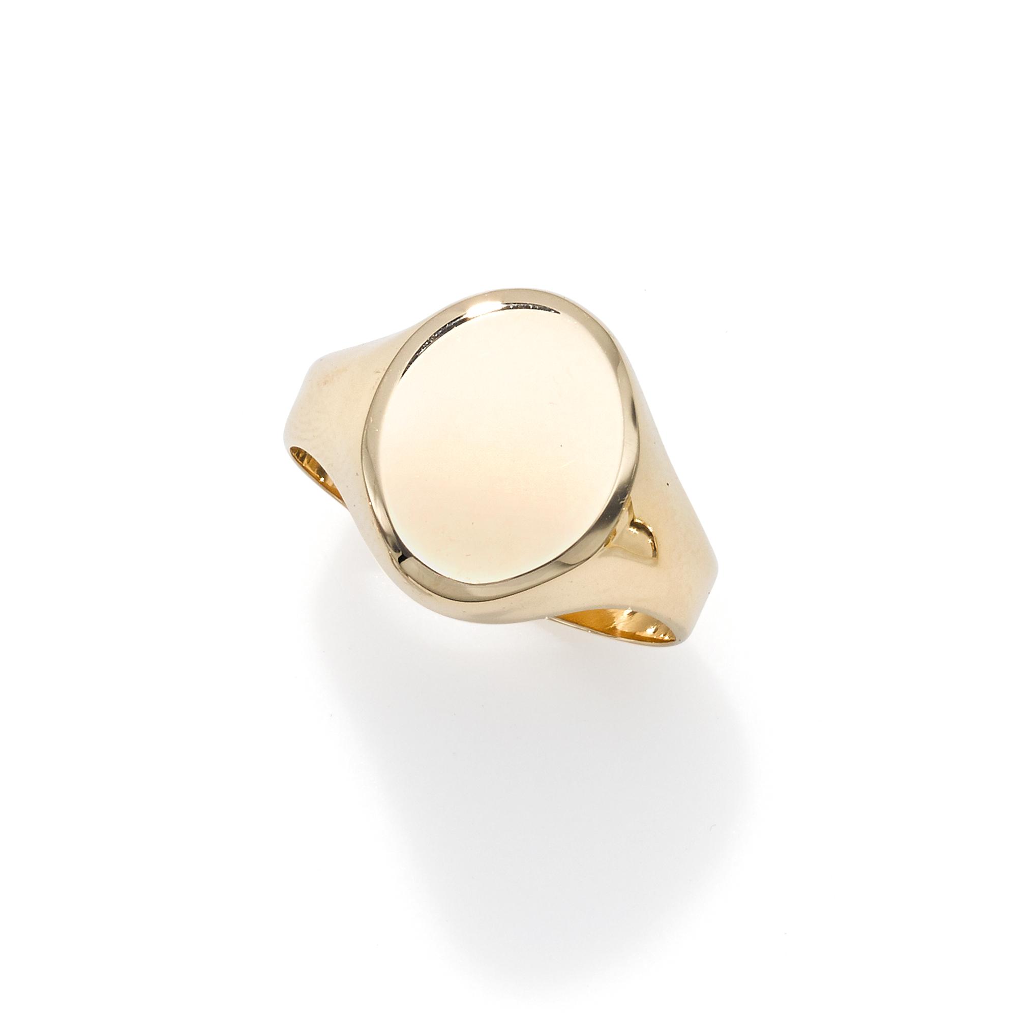 14k-gold-polished-oval-signet-ring-r7068-07_ring