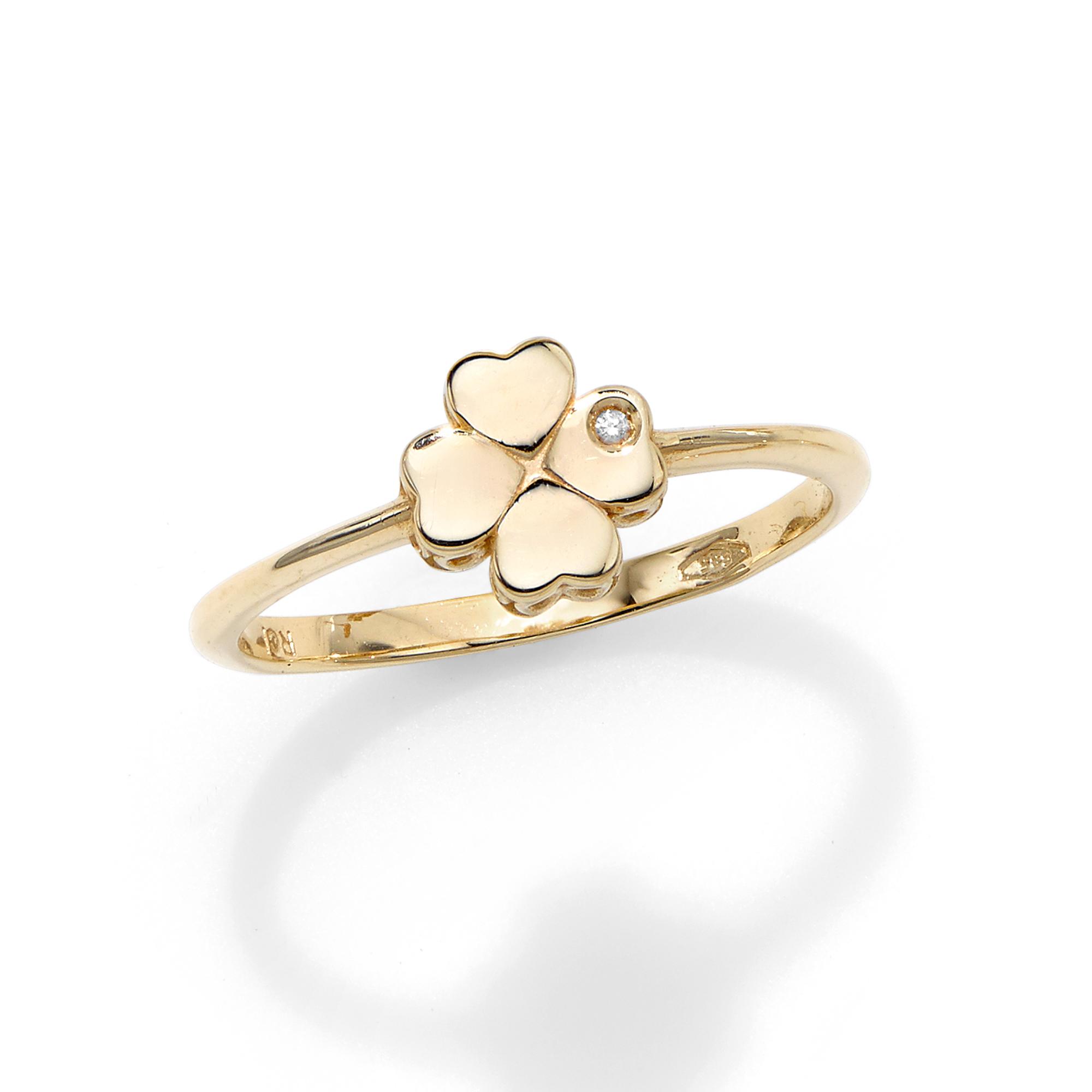 14k-gold-005ct-diamond-clover-ring-r7204-07_ring